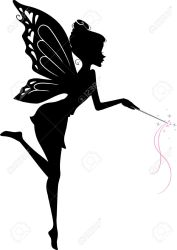 33519000-illustration-featuring-a-fairy-waving-her-wand